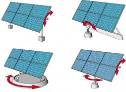 Nghiên cứu, thiết kế hệ thống tự động thích ứng với vị trí mặt trời nằm nâng cao hiệu quả sử dụng các thiết bị năng lượng mặt trời