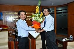 Giám đốc EPC được bổ nhiệm làm Phó viện trưởng VPI