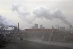 Lượng khí thải gây hiệu ứng nhà kính trên toàn cầu tăng kỷ lục