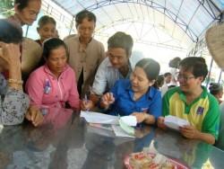 PVFCCo tham gia khám bệnh miễn phí cho người dân tại Đồng bằng sông Cửu Long