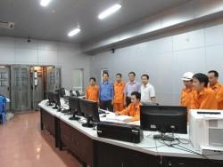 Hòa lưới tổ máy số 1 Nhà máy thuỷ điện Xêkaman 3