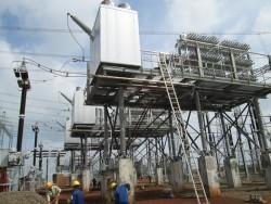 Đóng điện công trình nâng dung lượng tụ bù dọc TBA 500kV Đắk Nông