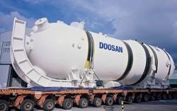 Doosan Vina hoàn thành dự án nồi hơi siêu tới hạn cho Ấn Độ