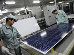 Mỹ sẽ tăng thuế các mô đun năng lượng mặt trời Trung Quốc