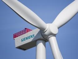 Siemens lắp thành công mẫu tua bin gió ngoài khơi 7MW
