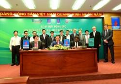 Ký hợp đồng EPC Tổ hợp NH3 - Nhà máy NPK Phú Mỹ