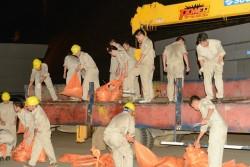 Thủy điện Sơn La diễn tập phòng chống thiên tai