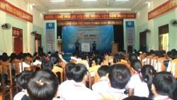 Tiết kiệm điện tại Quảng Nam: Hướng đến đối tượng học sinh