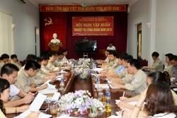 Thủy điện Sơn La tổ chức hội nghị nghiệp vụ công đoàn