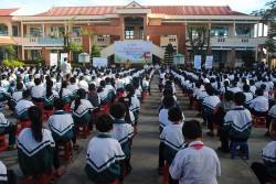 Gia Lai  tuyên truyền tiết kiệm điện trong trường học