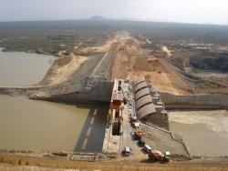 Sẵn sàng tích nước hồ chứa thủy điện Lai Châu