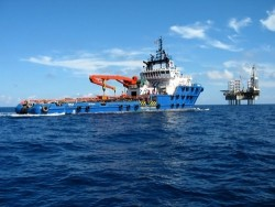 PTSC tiếp nhận thêm tàu dịch vụ