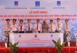 Petrovietnam khởi động 2 dự án tại Phú Quốc