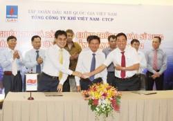 Nghiệm thu Đường ống dẫn khí Nam Côn Sơn 2-Giai đoạn 1