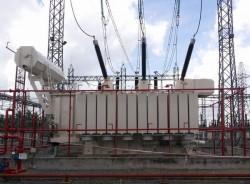 """Hoàn thành dự án """"Nâng công suất TBA 220 kV Bến Tre"""""""