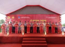 Khánh thành Trạm y tế Diễn Xuân do PVEP tài trợ