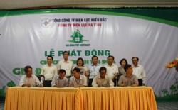 Phát động chương trình gia đình tiết kiệm điện tại Hà Tĩnh
