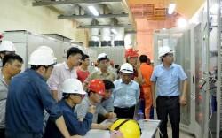 Tổ máy 2 thủy điện Huội Quảng hòa lưới điện quốc gia