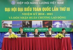 Nghị quyết Đại hội Hiệp hội Năng lượng Việt Nam Lần thứ III