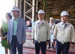 Tân Đại sứ Hàn Quốc thăm Doosan Vina