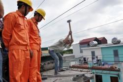 EVN SPC tăng cường quản lý về an toàn điện