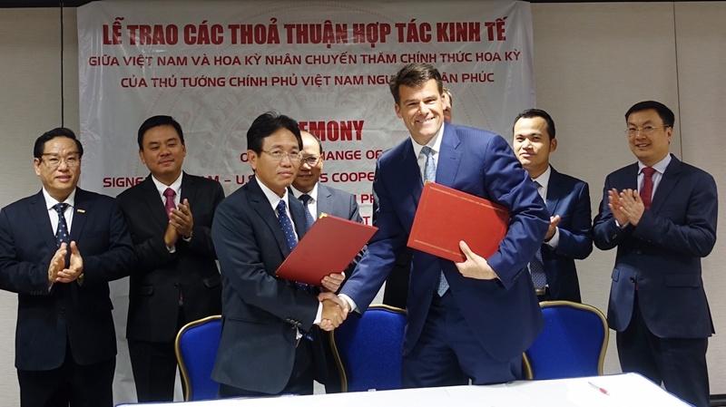 GE và PVN hợp tác đầu tư dự án điện khí tại Việt Nam 1