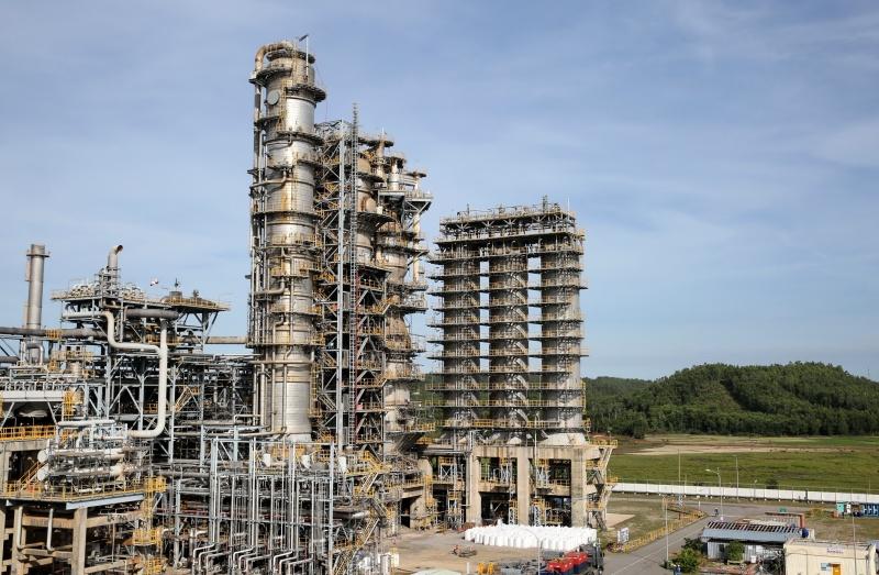 Bảo dưỡng tổng thể Nhà máy lọc dầu Dung Quất 1