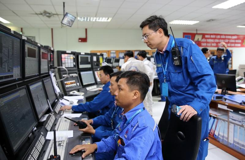 Bảo dưỡng tổng thể Nhà máy lọc dầu Dung Quất 2