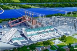 Khởi động Dự án Nhà máy điện khí Long Sơn