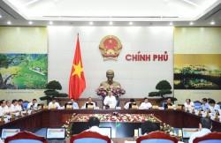Nghị quyết phiên họp Chính phủ thường kỳ tháng 5/2017