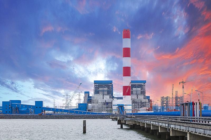 Các dự án điện của GENCO1 đang bám sát tiến độ 1