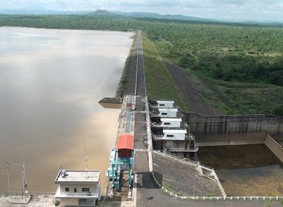 Thủy điện Buôn Kuốp tăng cường chống thiên tai và cứu nạn