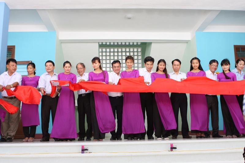 EVN khánh thành công trình cộng đồng tại Quảng Bình 1