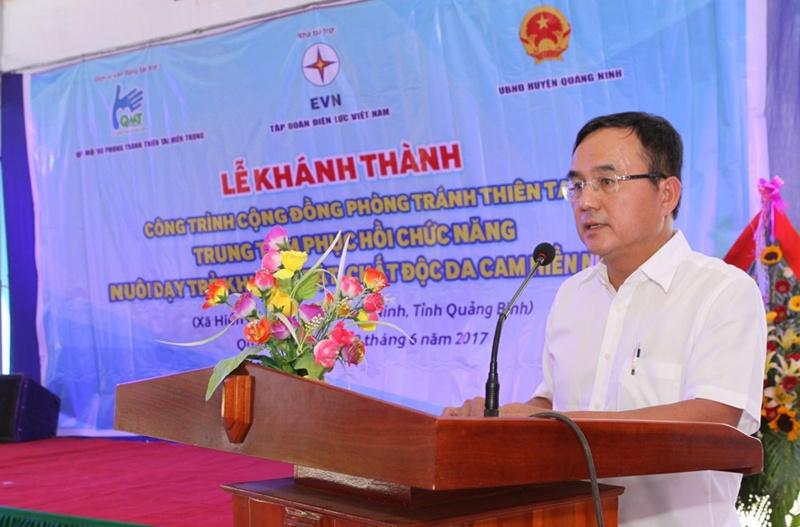 EVN khánh thành công trình cộng đồng tại Quảng Bình 2