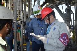 Đảm bảo an ninh, an toàn cho bảo dưỡng lọc dầu Dung Quất