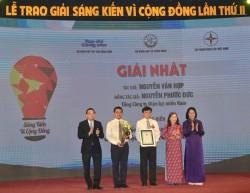 SPC đạt giải nhất cuộc thi