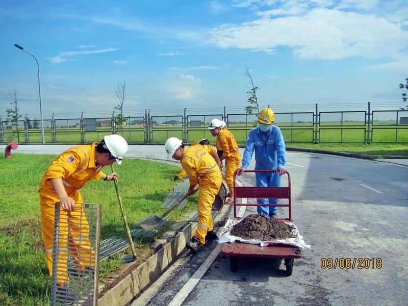 PV GAS hưởng ứng Tháng an toàn - vệ sinh - lao động 3