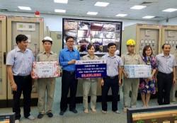 Tháng công nhân: GENCO 3 hướng về người lao động