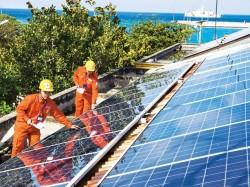 Khơi dậy tiềm năng điện mặt trời tại Khánh Hòa