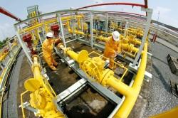 Công ty Khí Cà Mau lập kỷ lục về sản lượng khí