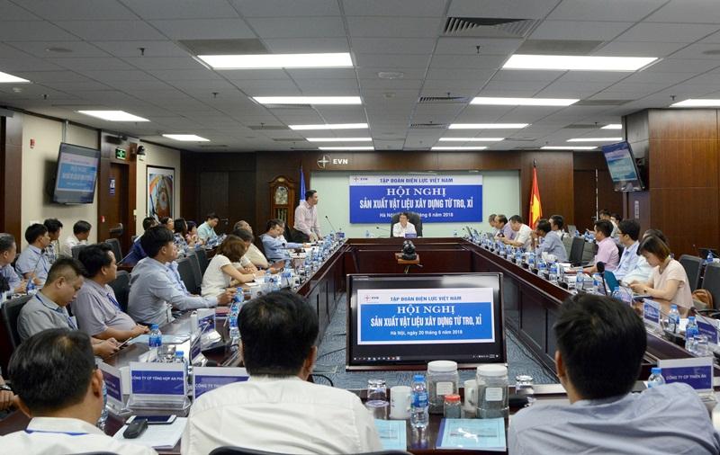 Cần chính sách hỗ trợ để tiêu thụ tro xỉ nhà máy nhiệt điện 1