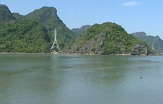 Đảo Cô Tô đã được cấp điện trở lại 1