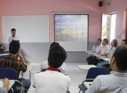 Đào tạo nhân lực vận hành cho Nhà máy hóa dầu Long Sơn