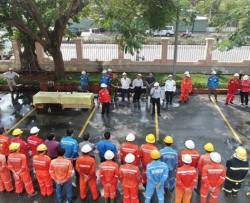 Vietsovpetro: Nhiều hoạt động thiết thực về an toàn vệ sinh lao động