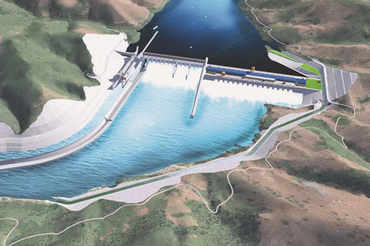 Lấy ý kiến xây dựng cơ chế đầu tư Thuỷ điện Luang Prabang