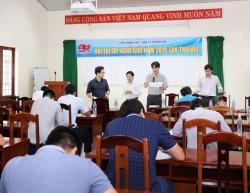Vietsovpetro khai mạc Hội thi tay nghề giỏi lần thứ VIII