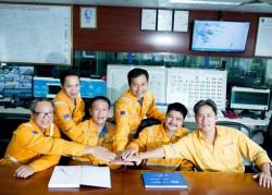 Thi đua hướng tới kỷ niệm 29 năm thành lập PV GAS