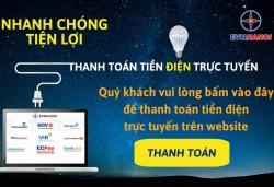 Dịch vụ điện trực tuyến cấp độ 4 và bước chuyển mình của EVNHANOI