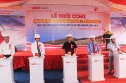 Quảng Trị: Khởi công dự án điện gió Hướng Phùng 2 và 3