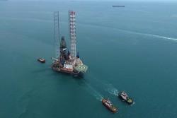 PV Drilling tiếp tục cung cấp giàn khoan phục vụ thị trường trong nước